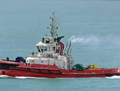 Supply and operation of tug boat