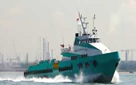 Special Transportation Services – Marine Vessels Supply & Operation